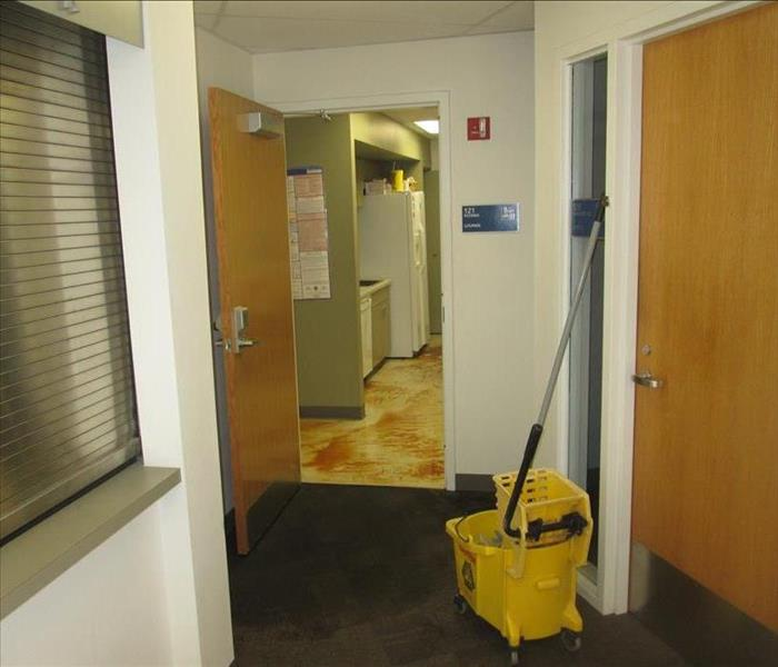 South Mountain Office Water Damage