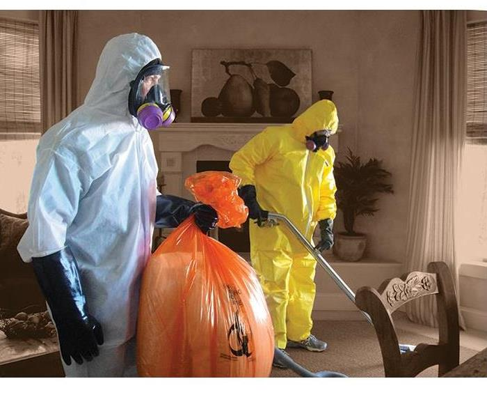 Biohazard Trauma Scene Clean Up