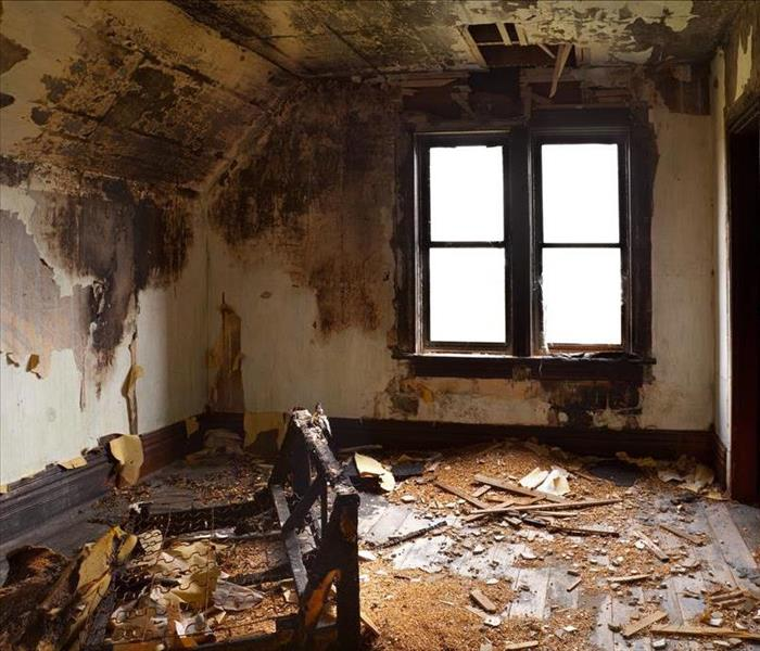 Fire Damage What Are Different Restoration Services Available After a Fire Damage to Your Phoenix Property?
