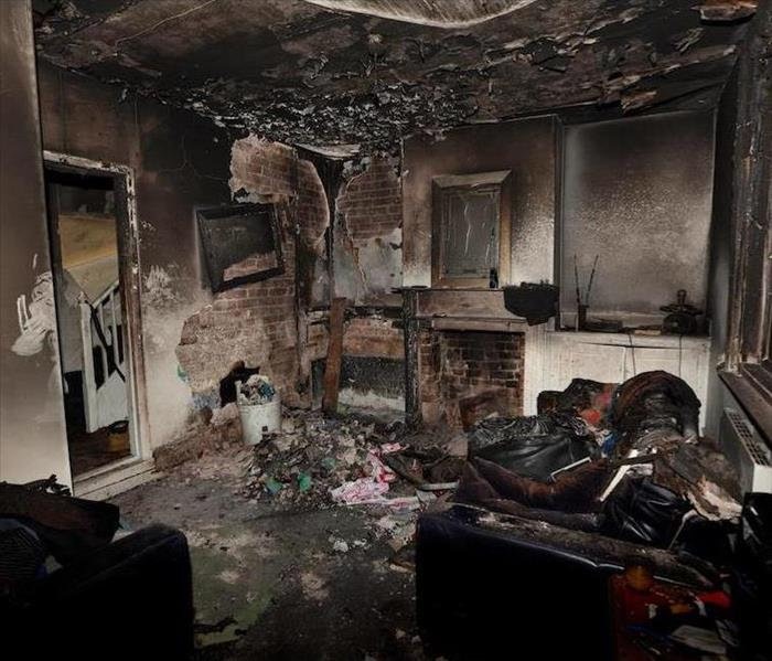Fire Damage Estimating the Claim for Fire Restoration in Your Phoenix Home